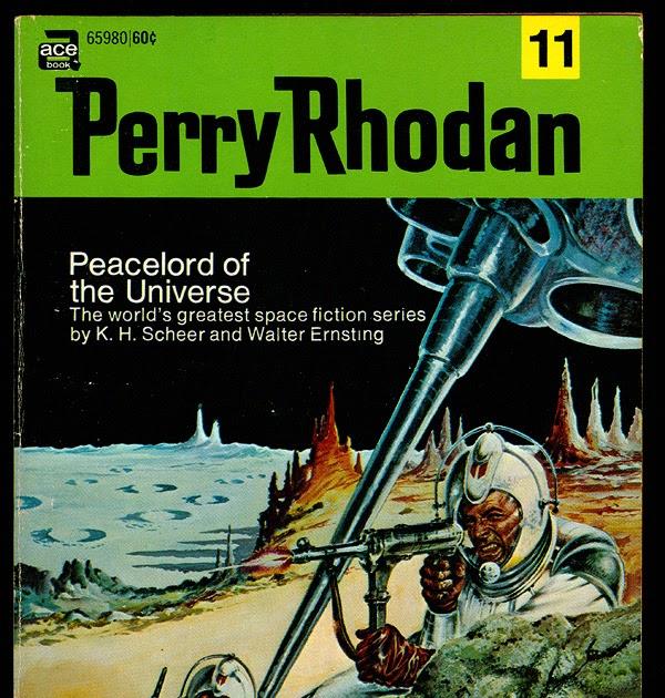 1961 Perry Rhodan: The Perry Rhodan Reading Project: Perry Rhodan #11, The