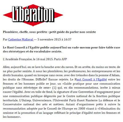 http://www.liberation.fr/societe/2015/11/05/a-bas-les-stereotypes-de-sexe-vive-la-prefete-ou-la-cheffe_1411344