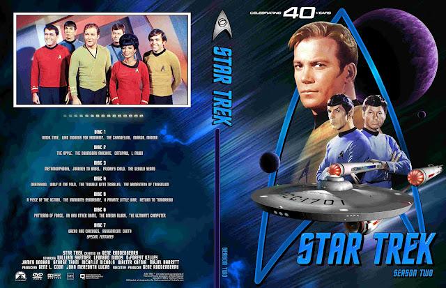 Toca Cast 9 - Star Trek A serie clássica  2 temporada