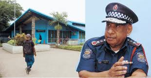 PNG Police Commissioner announces pay increase for Police