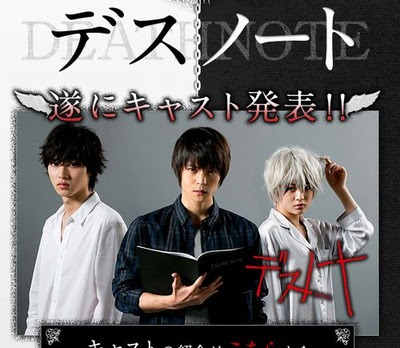 Phim Death Note Live Action TV Drama 2015