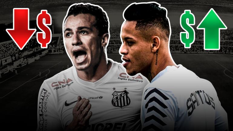 O Santos vive um péssimo momento em sua história. Apesar do clube ter  passado da fase de grupos da Libertadores 62c84ce8c2a7c