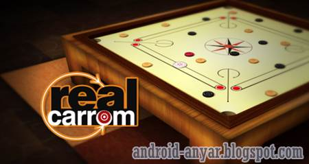 Free Download Real Carrom APK: Game Karambol Android Terbaik Gratis versi Terbaru Full