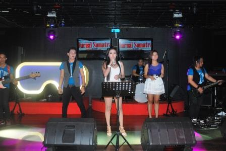 SOUL B Band from Jakarta Tampil di S-Lounge