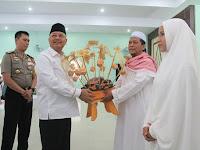 Wali Kota Sambut Kedatangan 2.403 Jamaah Haji Asal Kota Medan