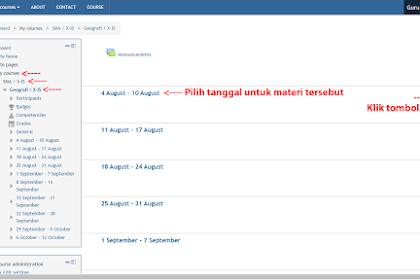 Membuat Quiz di Moodle [Administrator/Manager/Teacher]