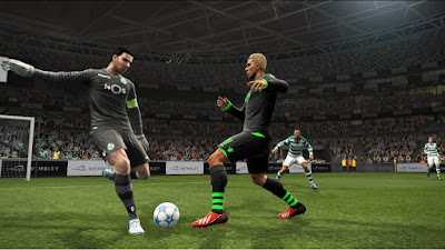 PES 2013 Sporting CP 16/17 GDB V2 by DARTS