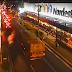 Avenida Salgado Filho com trânsito lento nos dois sentidos