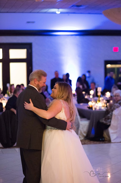 father daughter dance at italian american cultural center in clinton township