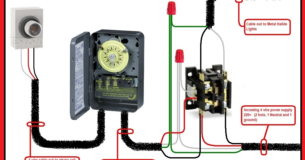 20 Unique Motion Sensor Switch Wiring Diagram