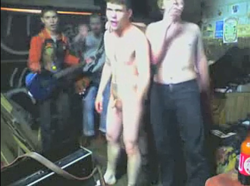 nude drunk boys