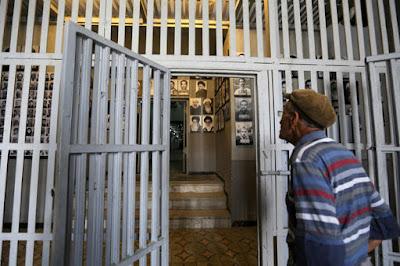 Inside Tehran's infamous Evin prison