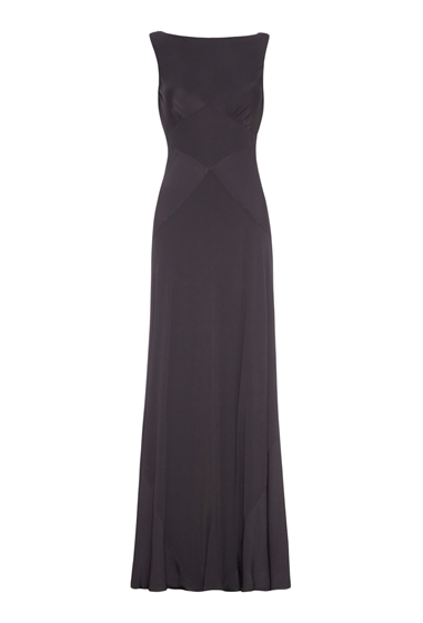 Ghost Taylor Dress Black