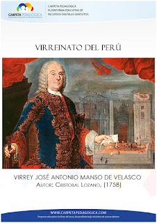 Retrato de Virrey José Antonio Manso de Velasco