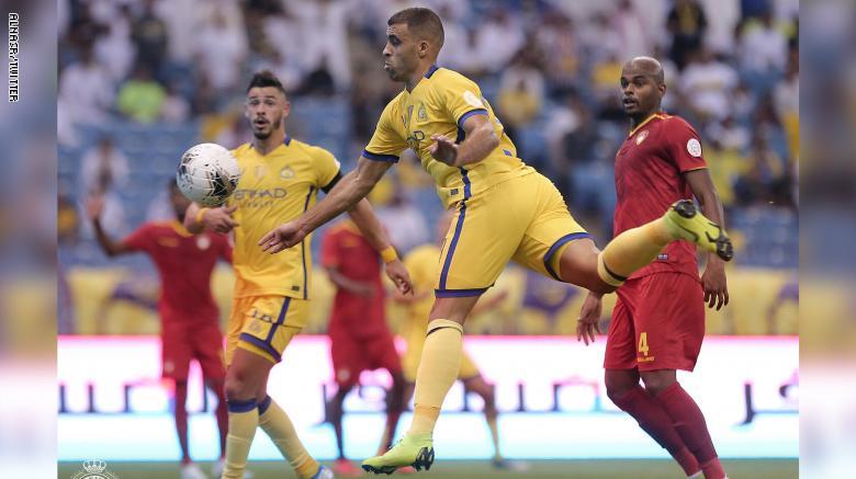 مشاهدة مباراة النصر وضمك بث مباشر اليوم 30-1-2020 في الدوري السعودي