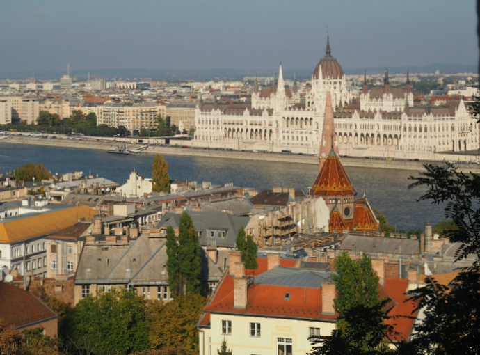 10 things to do in Budapest: Views of Parliament over the river