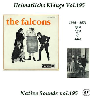 The Falcons  1966-1971 ( Heimatliche Klaenge Vol. 195)