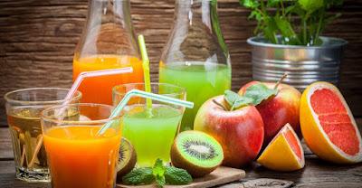 Conheça os benefícios dos sucos de frutas
