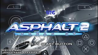 Asphalt: Urban GT 2 PPSSPP Highly Compressed