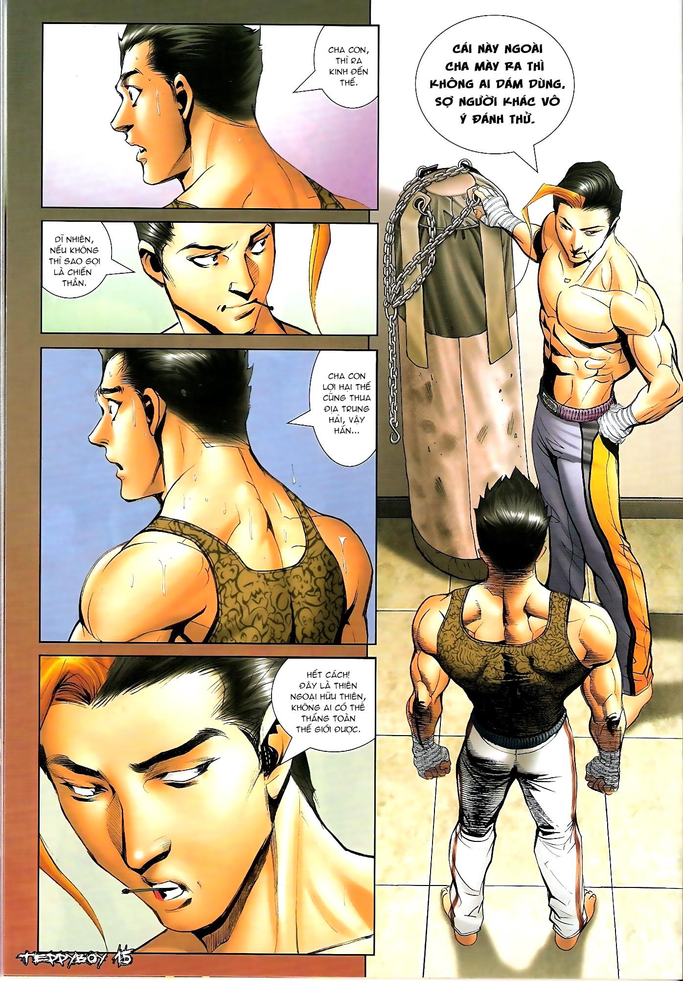 Người Trong Giang Hồ - Chapter 1311: Thiên ngoại hữu Thiên - Pic 14