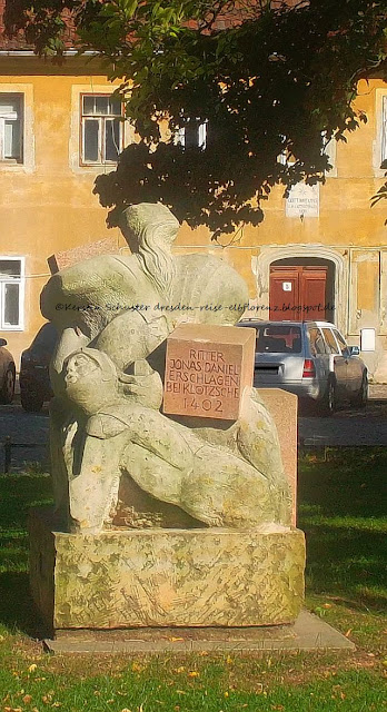 Heimatmuseum Dohna Ritter Jonas Daniel