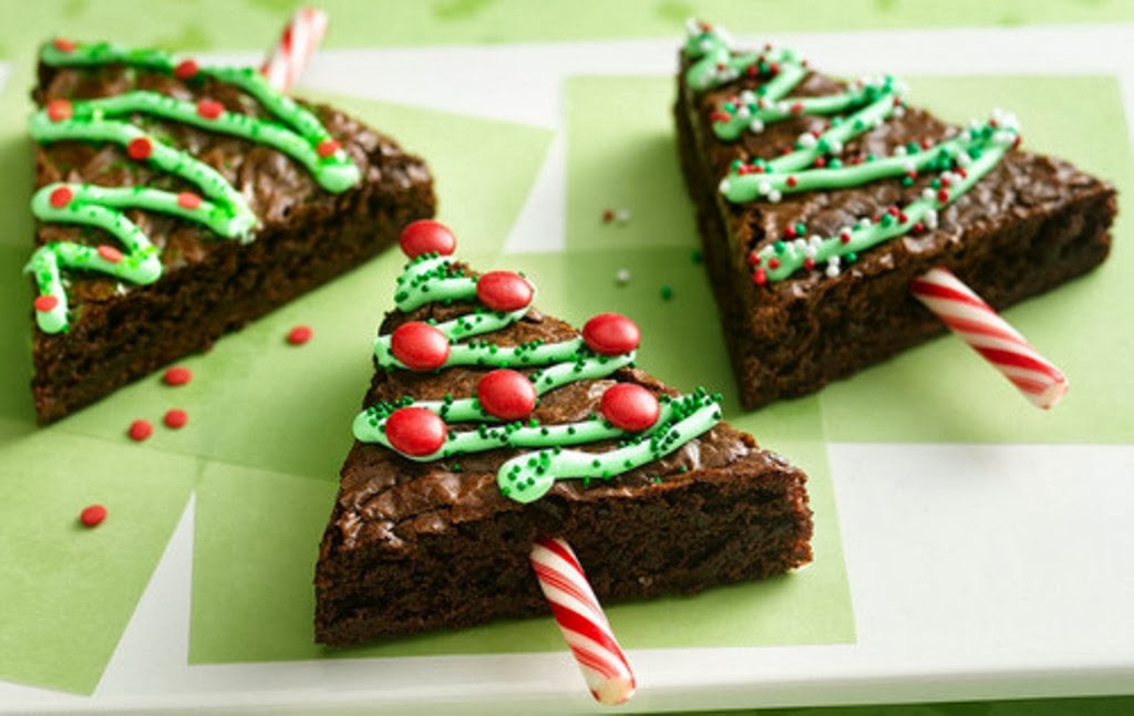 Ideas & Products: Edible Christmas Trees