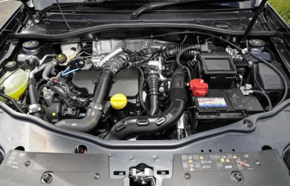 2017 Dacia Duster Engine