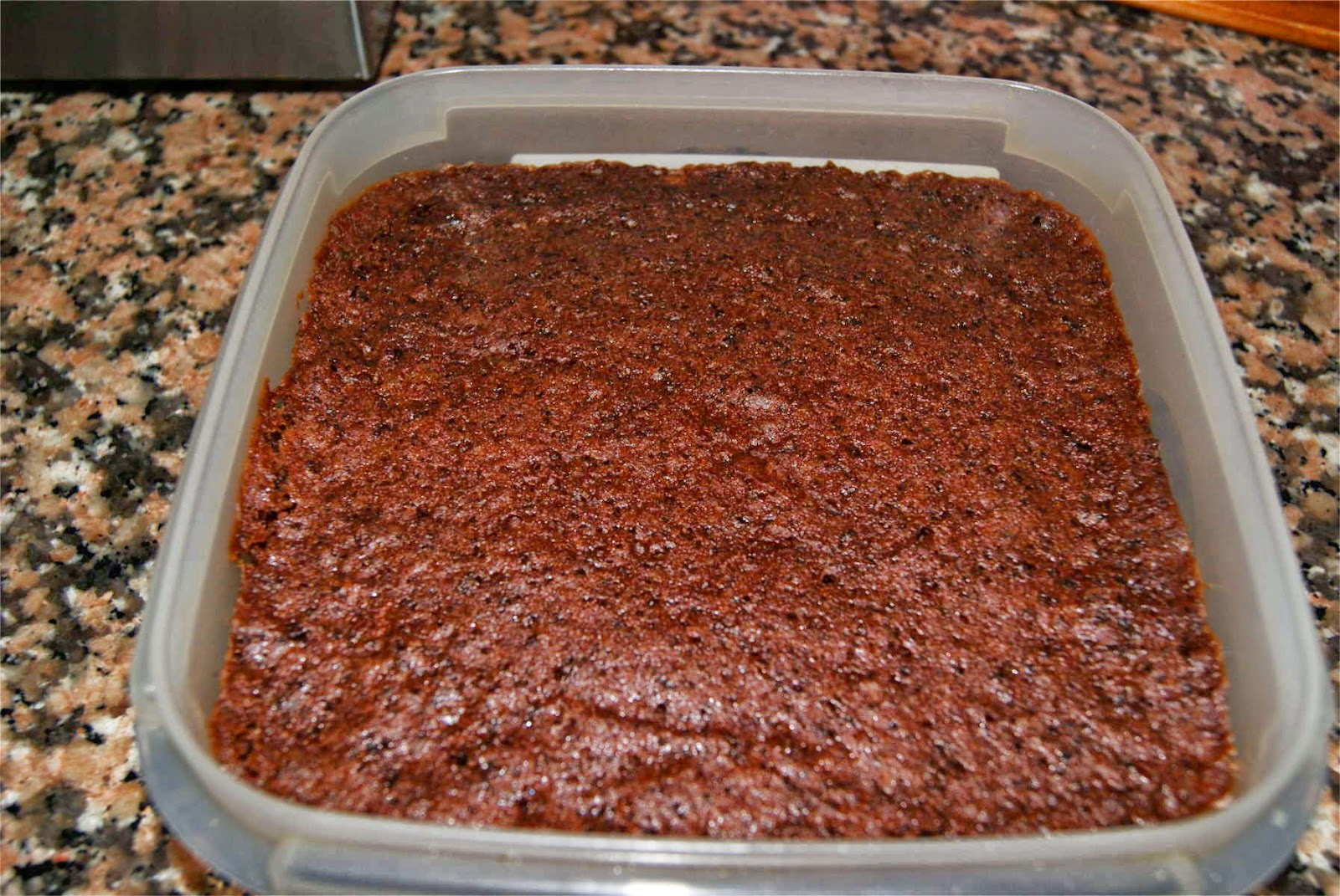 brownie express paso 4