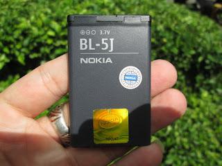 Baterai Original Nokia BL-5J