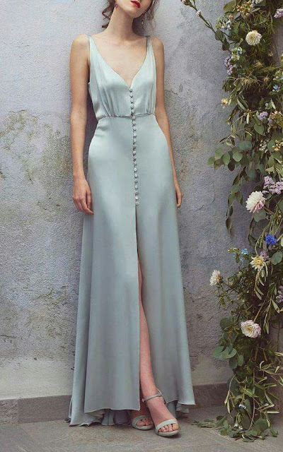 Off-white-sleeve-less-long-silk-maxi-dress