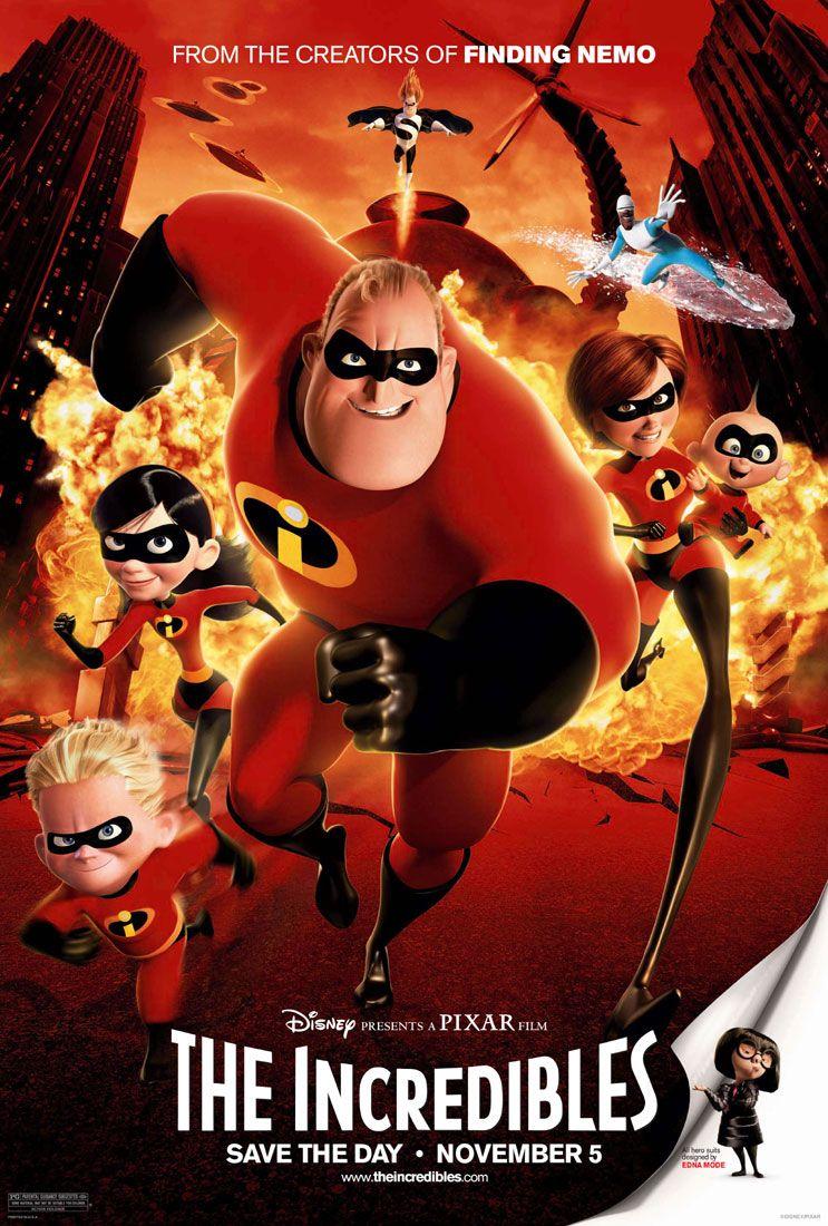 Nonton Film The Incredibles (2004)