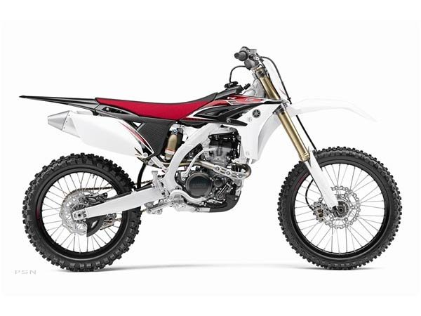 2011 Yamaha YZ250F Specifications and Pictures : Latest