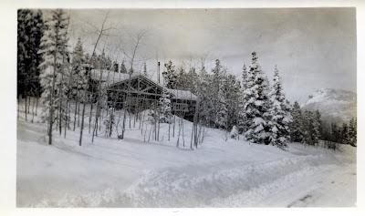 1913 Homestead at The Baldpate Inn