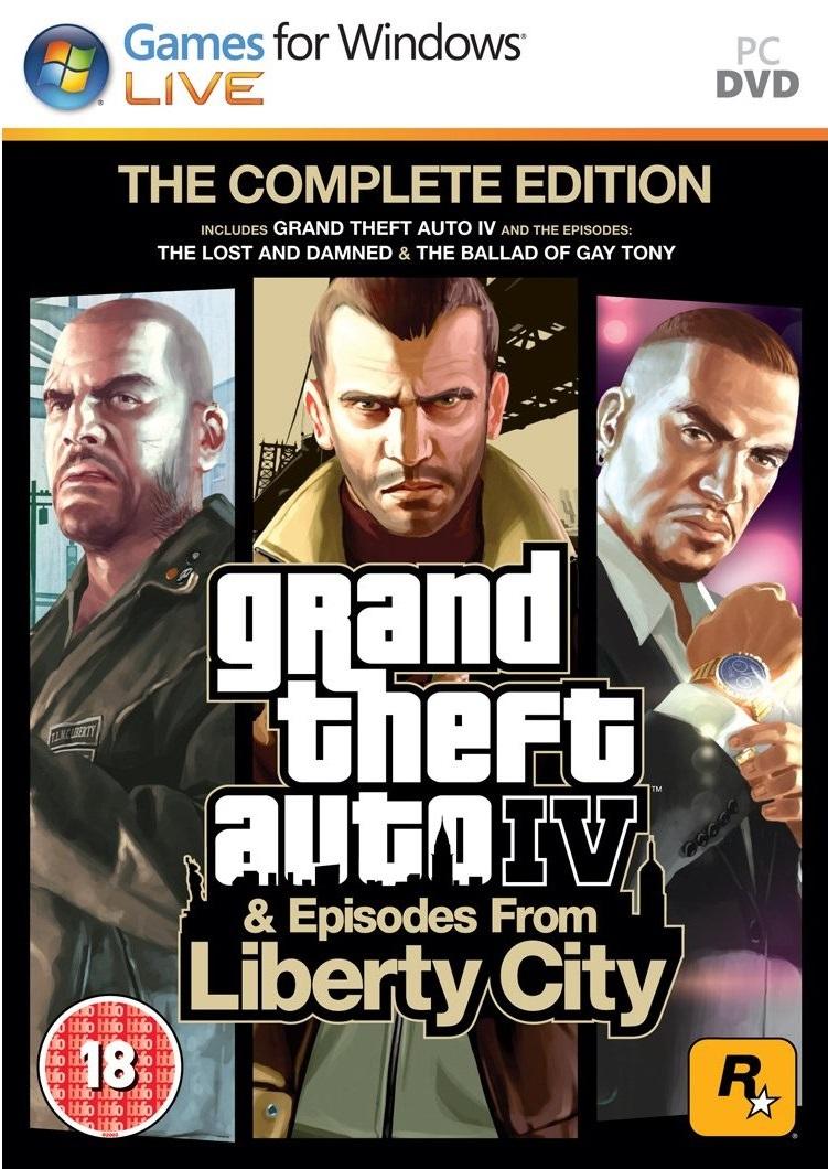 Grand Theft Auto IV Complete Edition ESPAÑOL Descargar Full