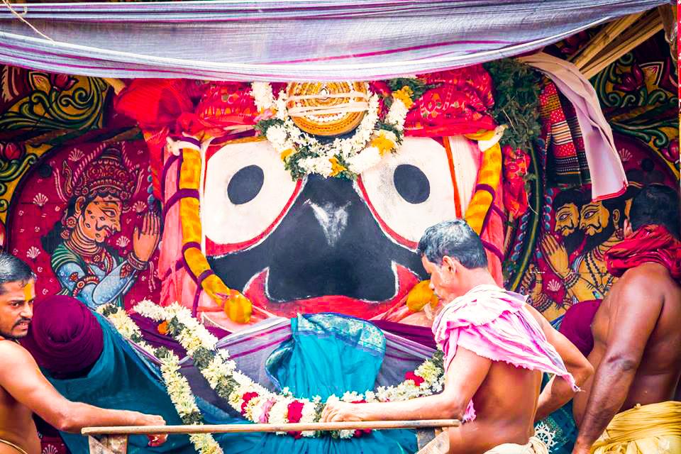 Sandhya Aarti In Jagannath Temple