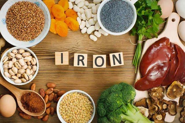 وظائف وفوائد الحديد .. مصادر ومكملات الحديد والعوامل المؤثرة على امتصاصه