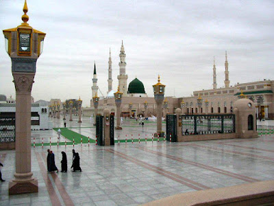 Masjid Nabawi Arab Saudi