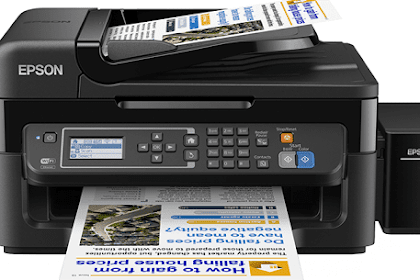 Mengatasi Error 0xF1 pada Printer Epson L565