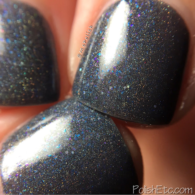 Moo Moo's Signatures - Secret Warrior Trio - McPolish - The Last Ninja