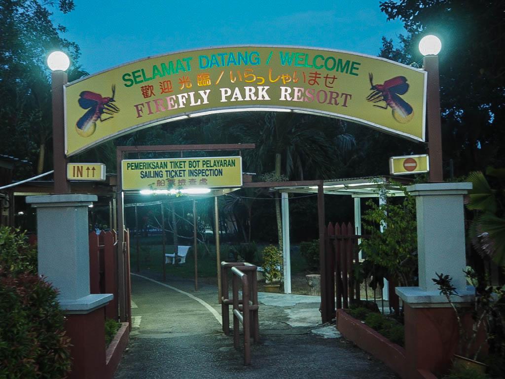 kuala selangor firefly park