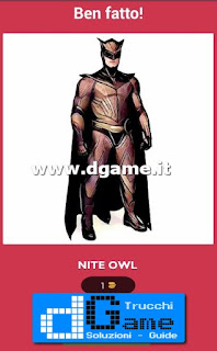 Soluzioni Ultimate Comics Quiz livello 58