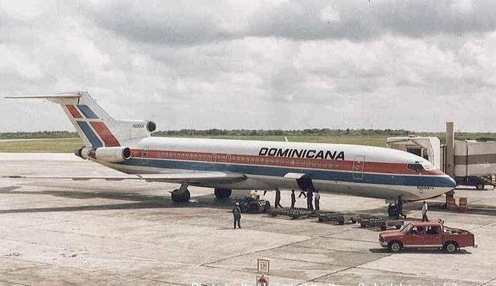 Resultado de imagen de Dominicana de Aviación