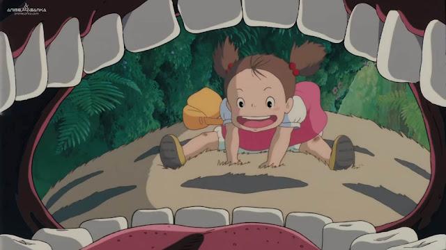 My Neighbor Totoro بلوراي 1080P أون لاين مترجم عربي تحميل و مشاهدة مباشرة