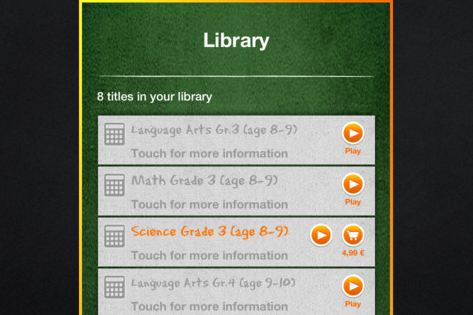 Common Core Elementary Apps Created by Teachers for the @iTooch App