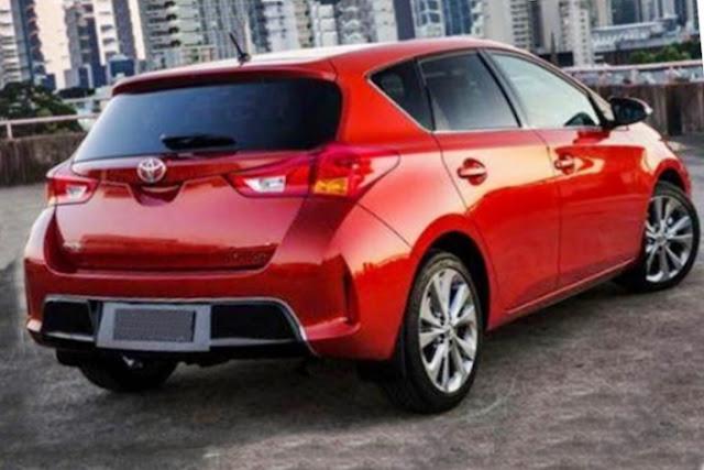 2018 Toyota Matrix Redesign