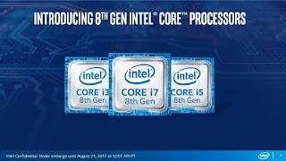 Urutan Tingkatan Generasi Processor Intel