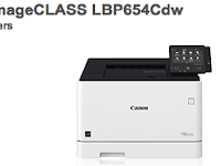 Canon imageCLASS LBP654Cdw Windows Drivers and Review