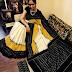 Ikkat merceraized cotton sarees with blouse