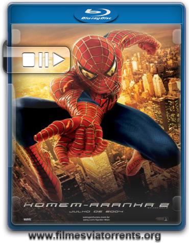 Homem-Aranha 2 Torrent - BluRay Rip 720p e 1080p Dual Áudio 5.1 (2004)