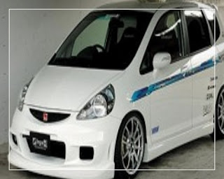 modifikasi honda jazz airbrush modifikasi honda jazz all new